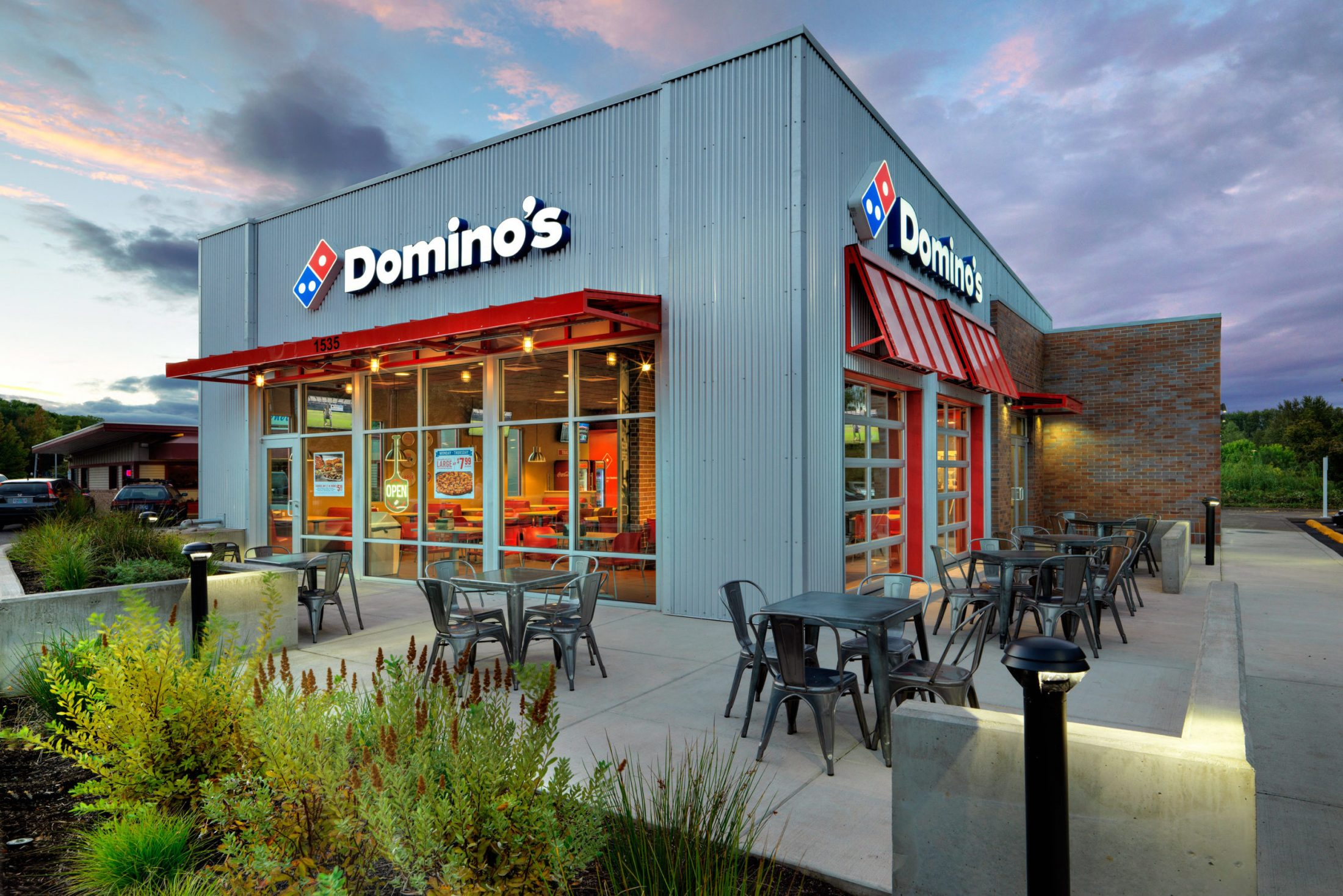 Domino's Pizza: The Dough Is Rising
